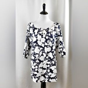 NWT The Limited Floral Off Shoulder Blouse